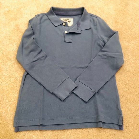 Crewcuts Other - Crew cuts long sleeve boys polo size 8 NWOT